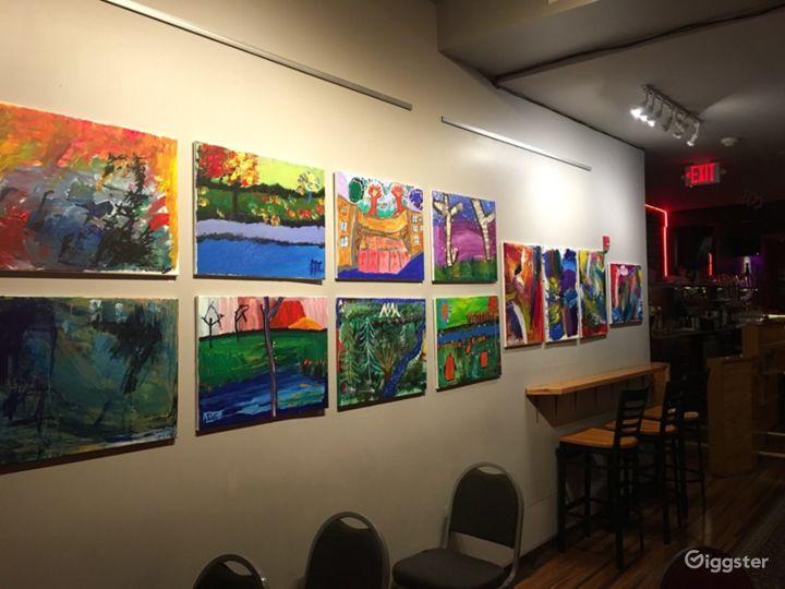 Relaxing Jazz Club Venue in Buffalo Photo 3
