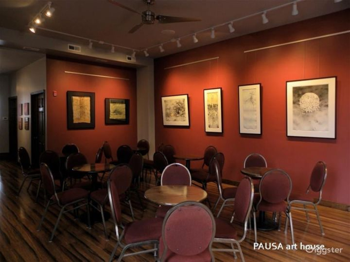 Relaxing Jazz Club Venue in Buffalo Photo 2