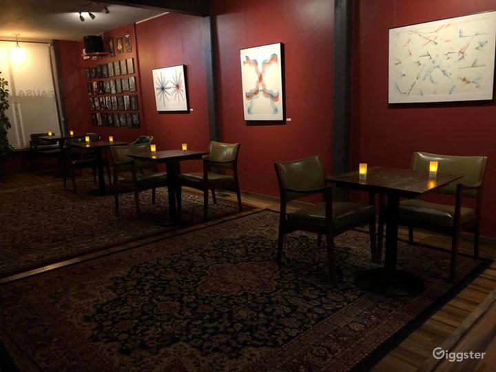 Relaxing Jazz Club Venue in Buffalo Photo 5