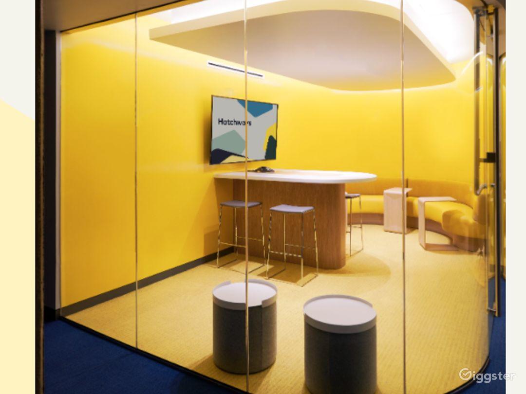 Innovative Workspace Idea Room Photo 1