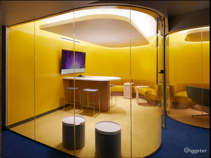 Innovative Workspace Idea Room Photo 2