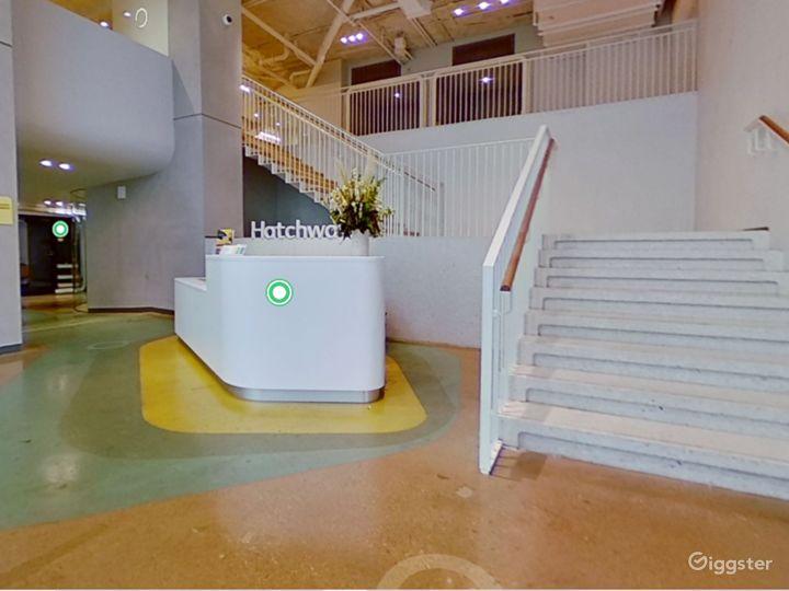 Innovative Workspace Idea Room Photo 4