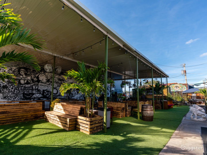 Dynamic Restaurant and Entertainment space in Wynwood