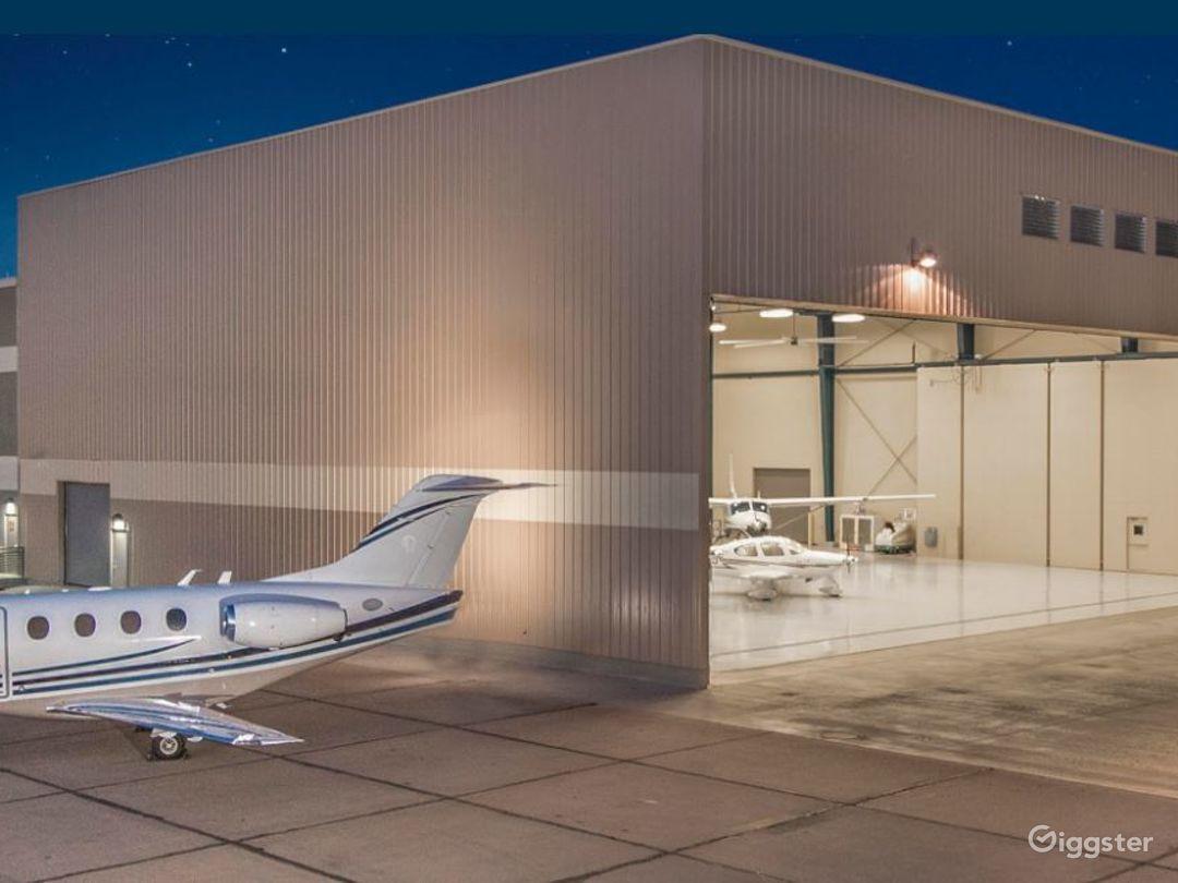 Lux Air Jet Center Photo 1