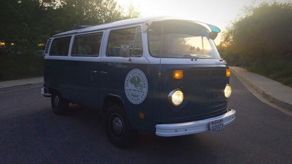 Beautifully restored 1979 VW Bus w/ Vintage Charm
