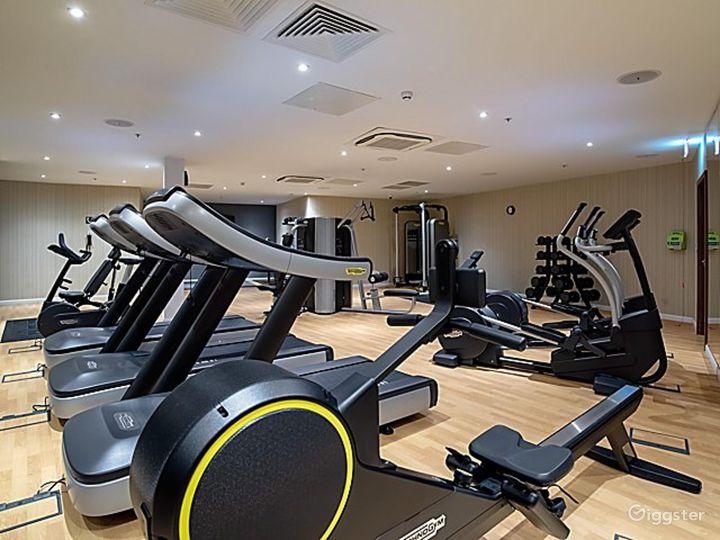 Hotel Gym in Blackfriars, London Photo 2