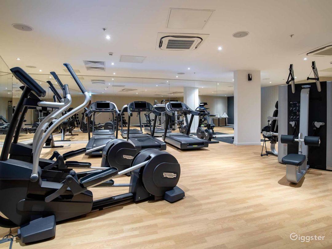 Hotel Gym in Blackfriars, London Photo 1