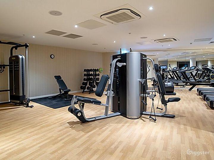 Hotel Gym in Blackfriars, London Photo 3