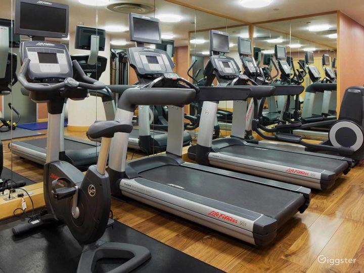 Hotel Gym in Blackfriars, London Photo 5