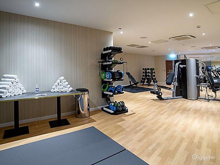 Hotel Gym in Blackfriars, London Photo 4