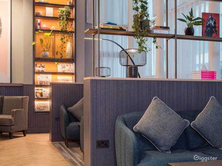 Stylish City Lounge in Blackfriars, London Photo 5