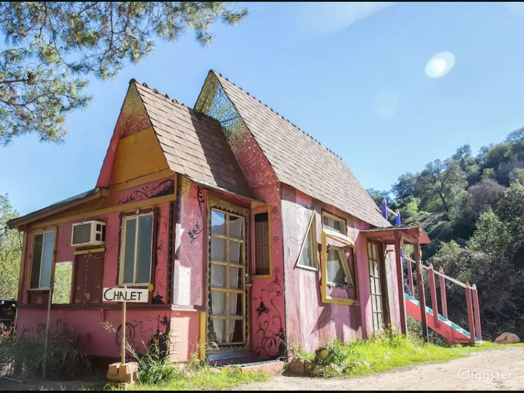 Storybook Cottage- Fantasy tiny home in Topanga! Photo 1