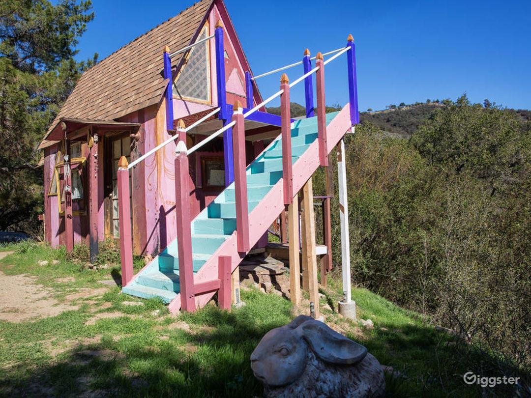 Storybook Cottage- Fantasy tiny home in Topanga! Photo 5