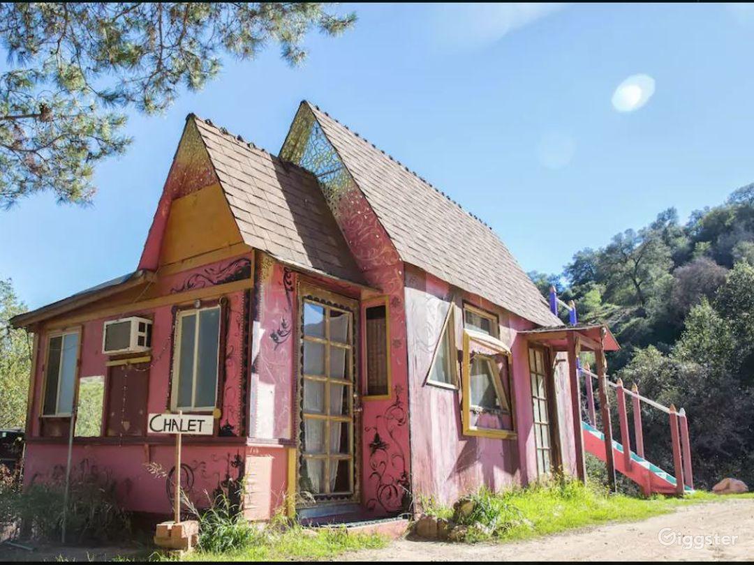 Storybook Cottage- Fantasy tiny home in Topanga! Photo 3