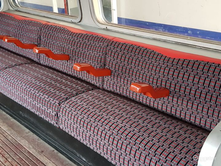 Unique Tube Carriages in London Photo 2