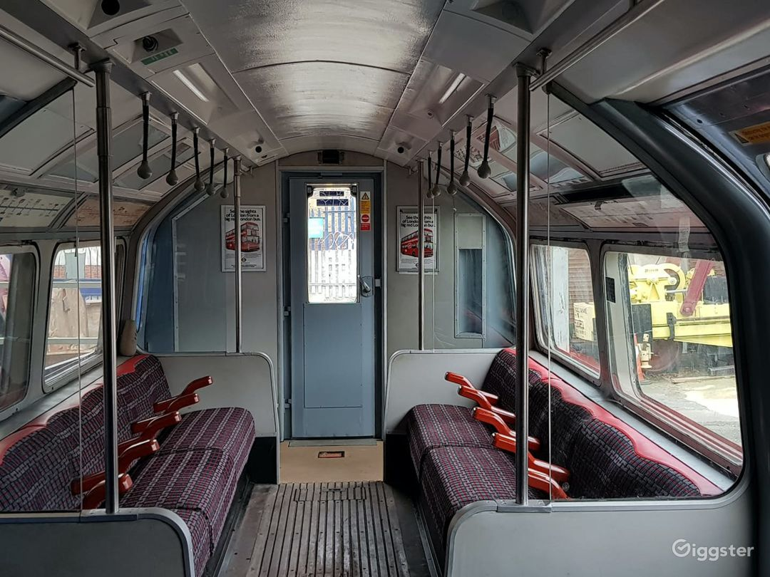 Unique Tube Carriages in London Photo 1