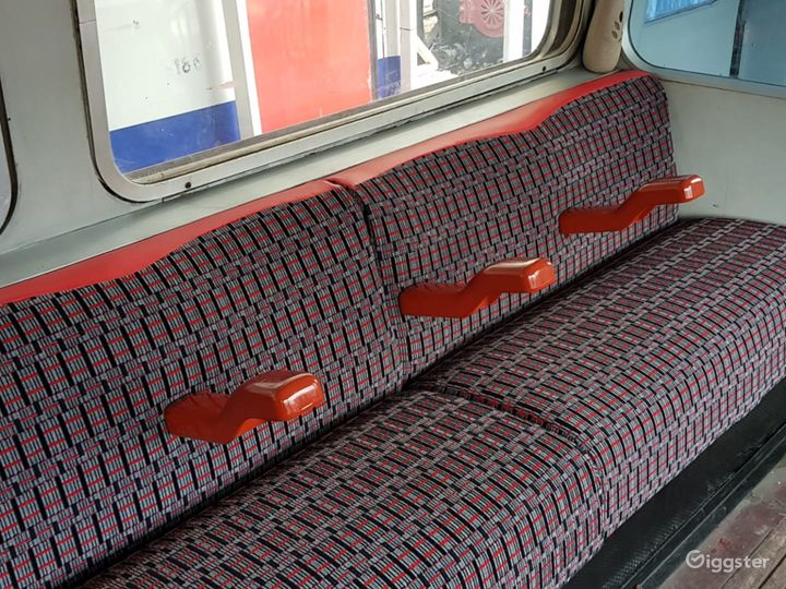 Unique Tube Carriages in London Photo 3