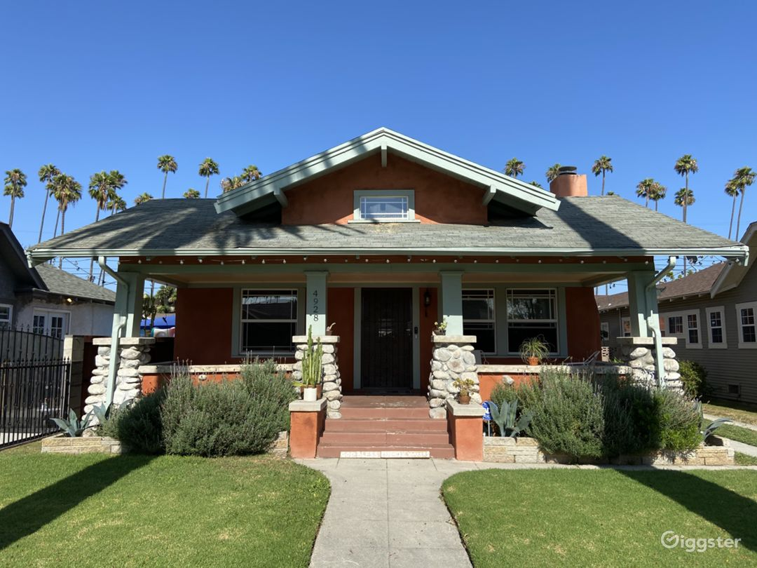 Charming craftsman home with palm trees for days! Photo 1