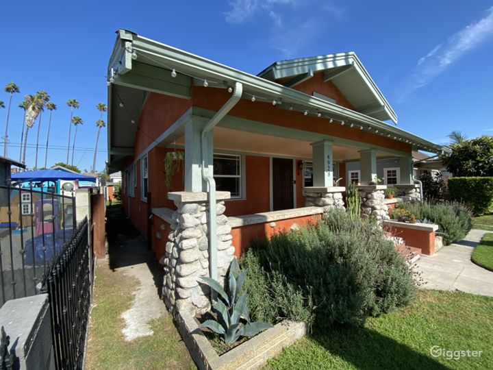 Charming craftsman home with palm trees for days! Photo 4