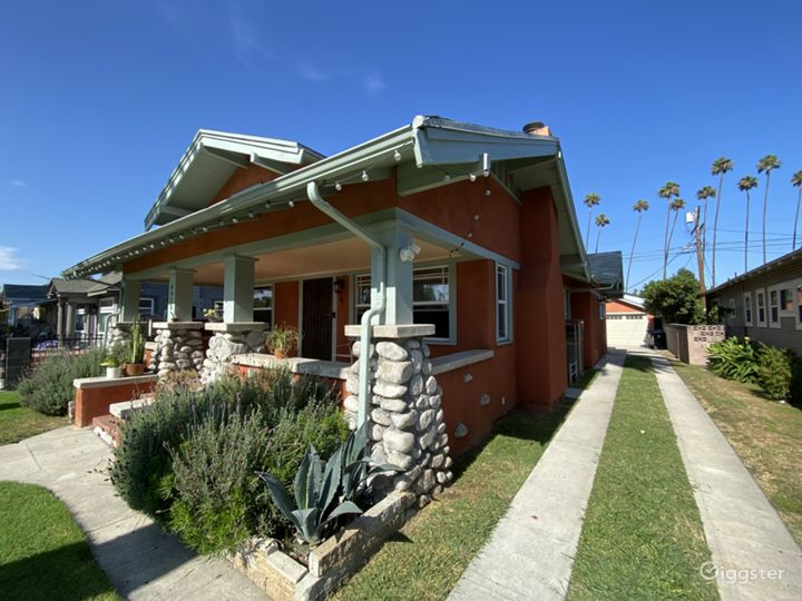 Charming craftsman home with palm trees for days! Photo 5