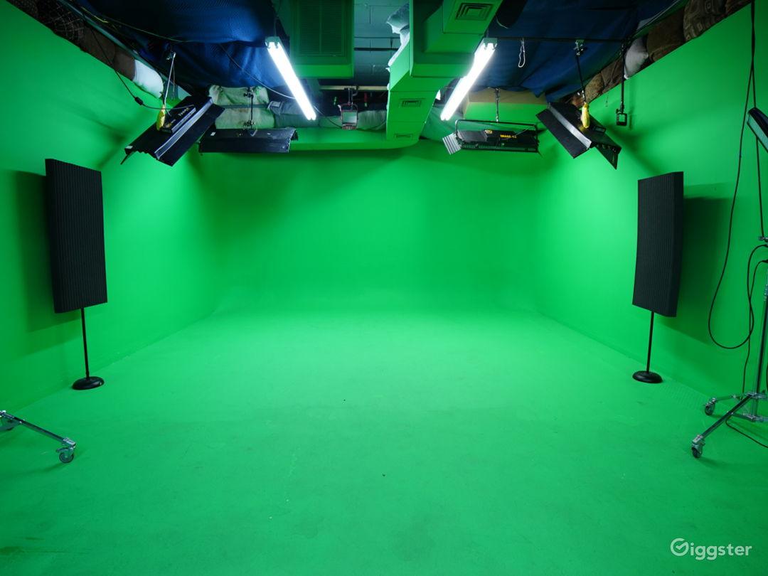 Green Screen Room Production Studio  Photo 1