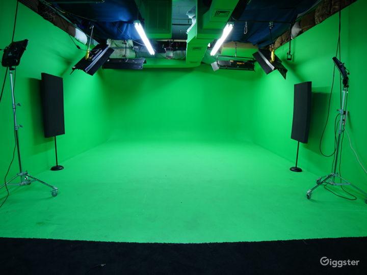 Green Screen Room Production Studio  Photo 4