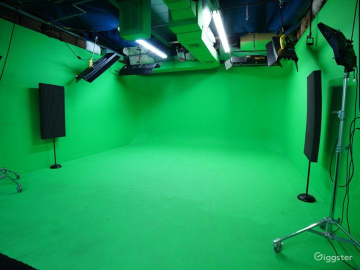 Green Screen Room Production Studio  Photo 5