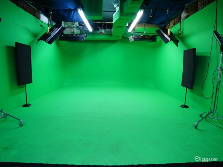 Green Screen Room Production Studio  Photo 2