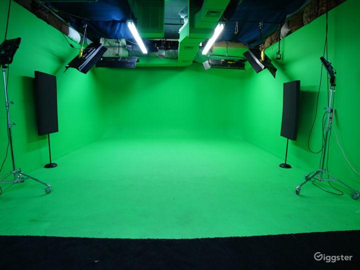 Green Screen Room Production Studio  Photo 3