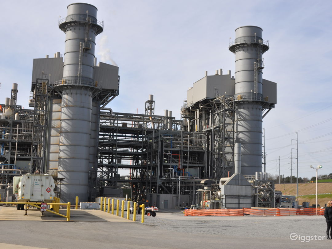 Power Plant in Smyrna GA Photo 1
