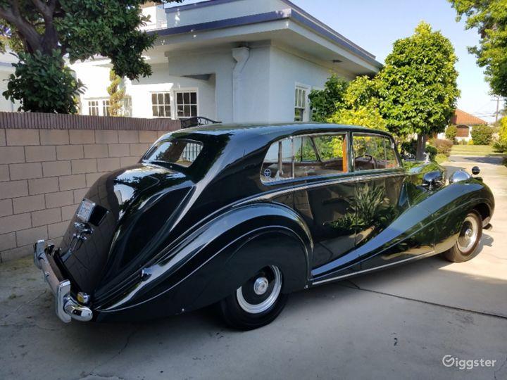 Classic 1953 Rolls-Royce Silver Wraith Photo 2
