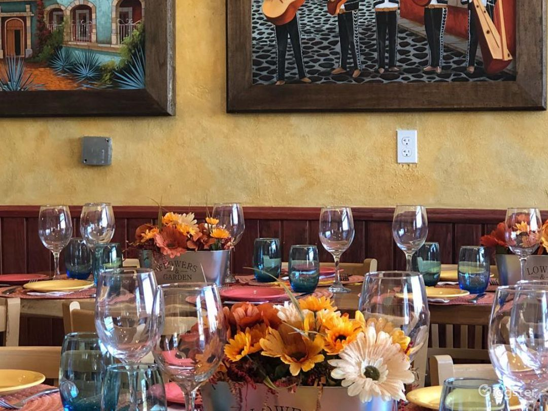 Colorful Mexican Restaurant for Events in West Palm Beach (Full Venue) Photo 1