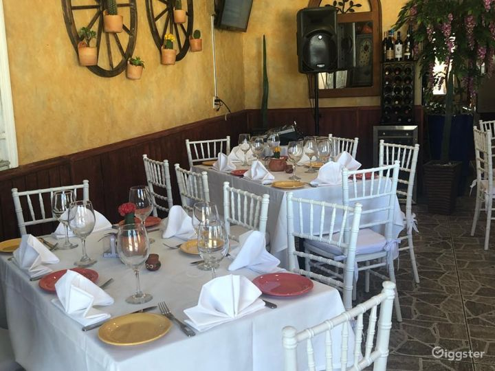 Colorful Mexican Restaurant for Events in West Palm Beach (Full Venue) Photo 5