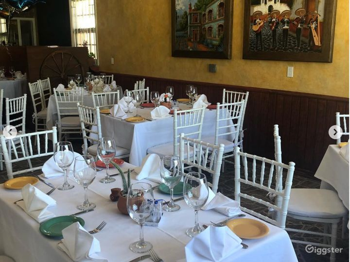 Colorful Mexican Restaurant for Events in West Palm Beach (Full Venue) Photo 4