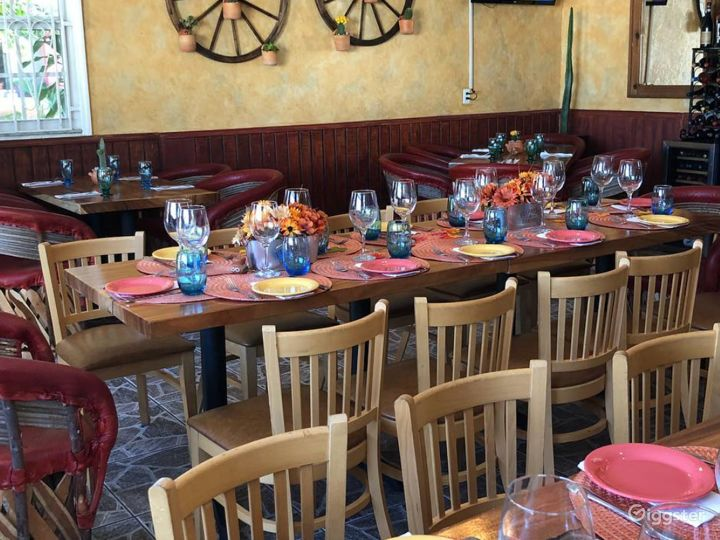 Colorful Mexican Restaurant for Events in West Palm Beach (Full Venue) Photo 2