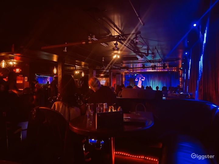 Speakeasy Style Jazz Club Photo 3