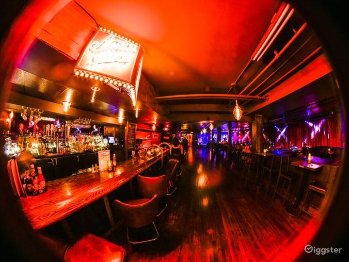 Speakeasy Style Jazz Club Photo 2