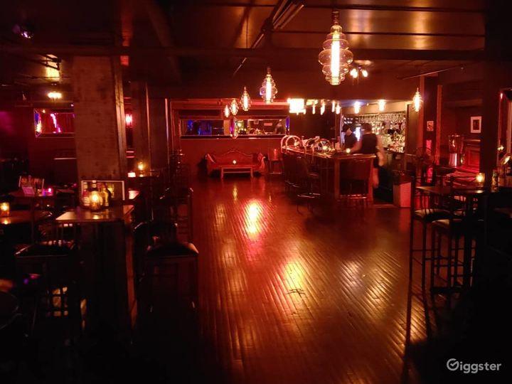 Speakeasy Style Jazz Club Photo 5