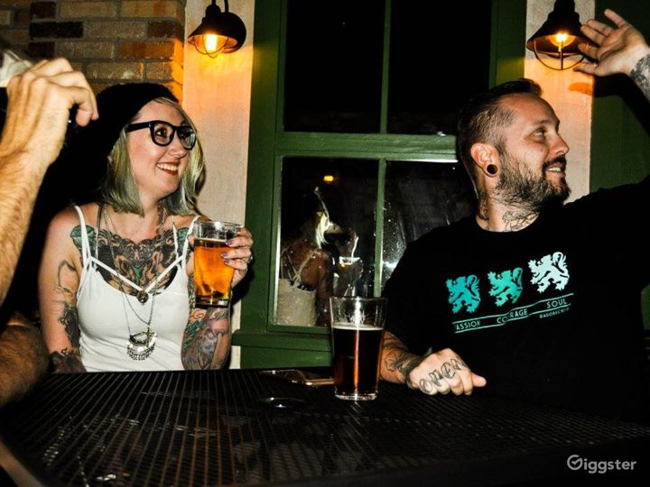 A Classic World Pub Bar and Rooftop Patio Photo 4
