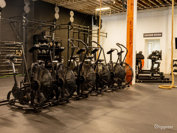 Spacious Fitness Gym in Greenpoint Photo 3