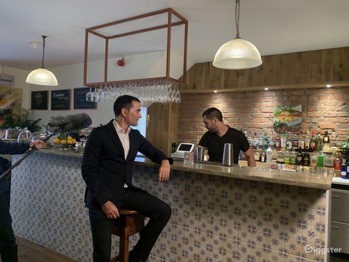 Cosy Sicilian Bar and Bistro Venue