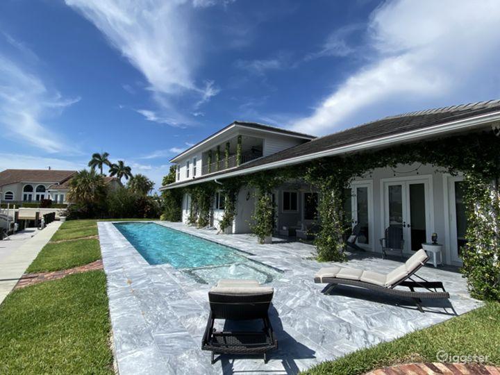 Beautiful Intracoastal Home