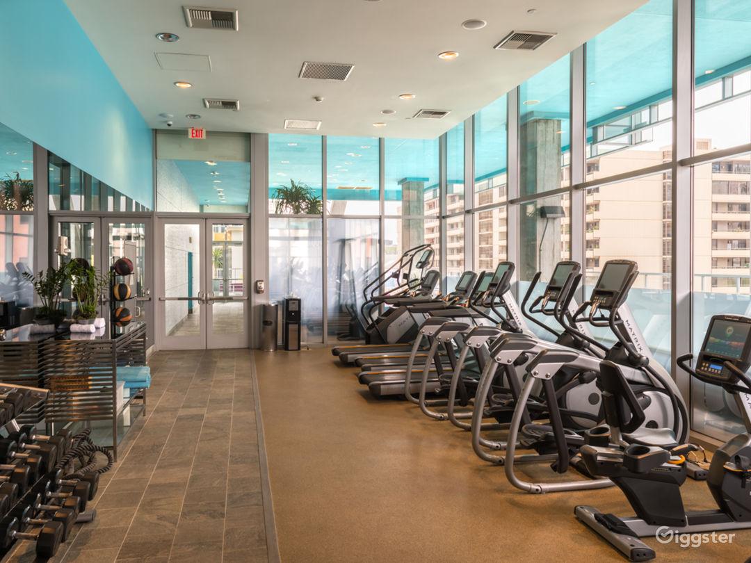 Level 7 Fitness Center