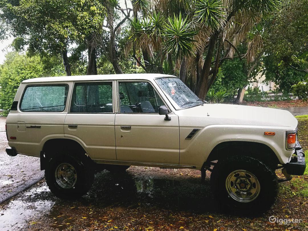 SUPER CLEAN 1985 Toyota Land Cruiser Photo 4