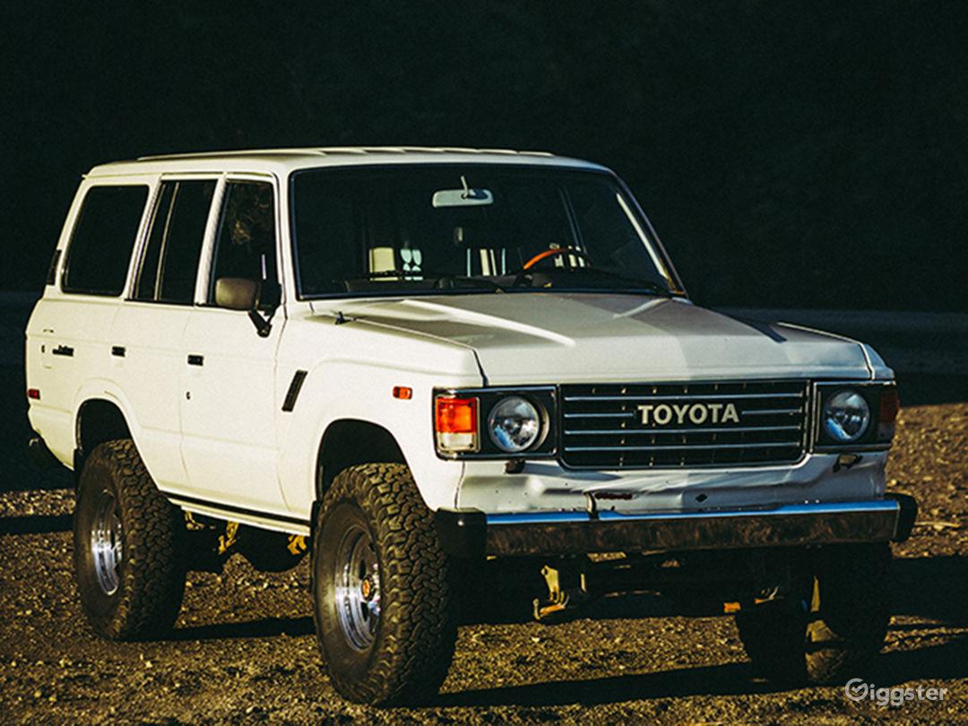 SUPER CLEAN 1985 Toyota Land Cruiser Photo 5