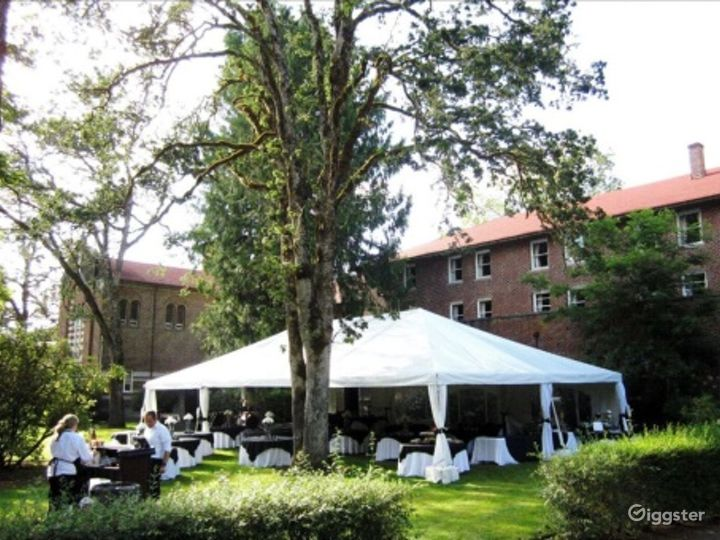Center Lawn of Gorgeous 80-acre Event Center Photo 3