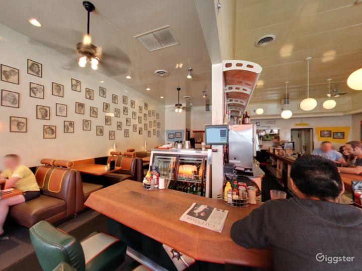 Unique Funky Retro Diner in Vermont Avenue Photo 3