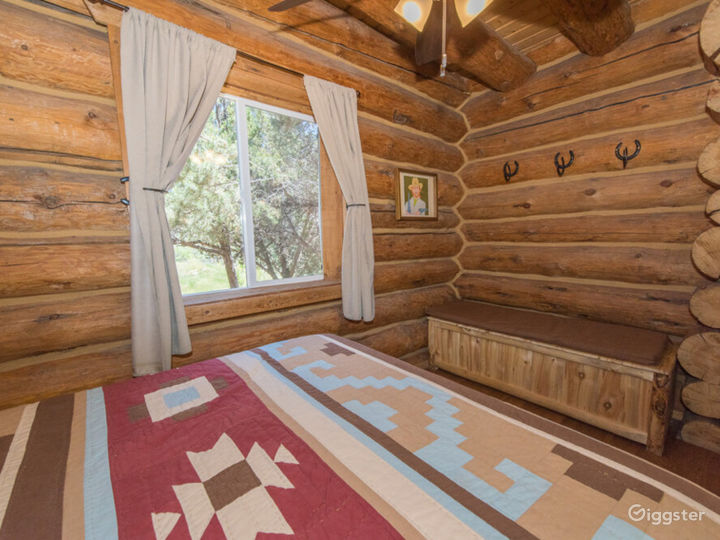 Lovely Lodge Room with Balcony Overlooking  Photo 5