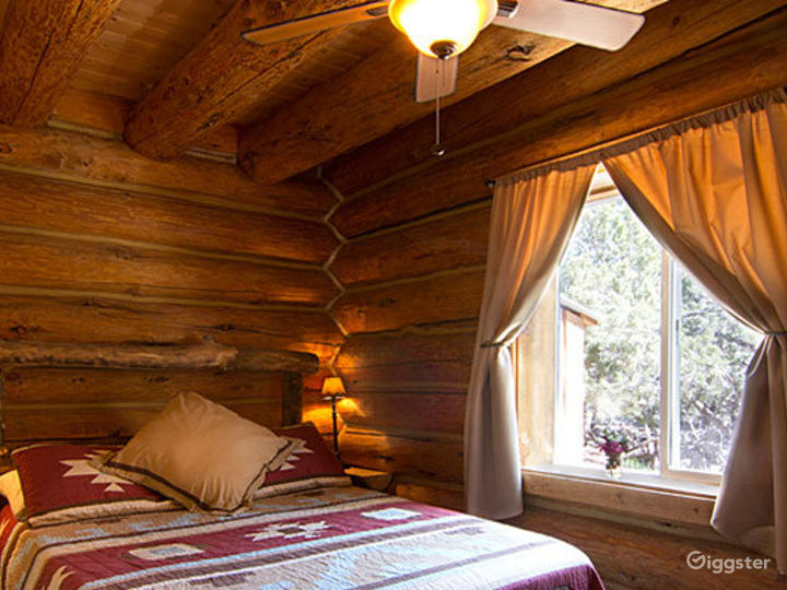 Lovely Lodge Room with Balcony Overlooking  Photo 4
