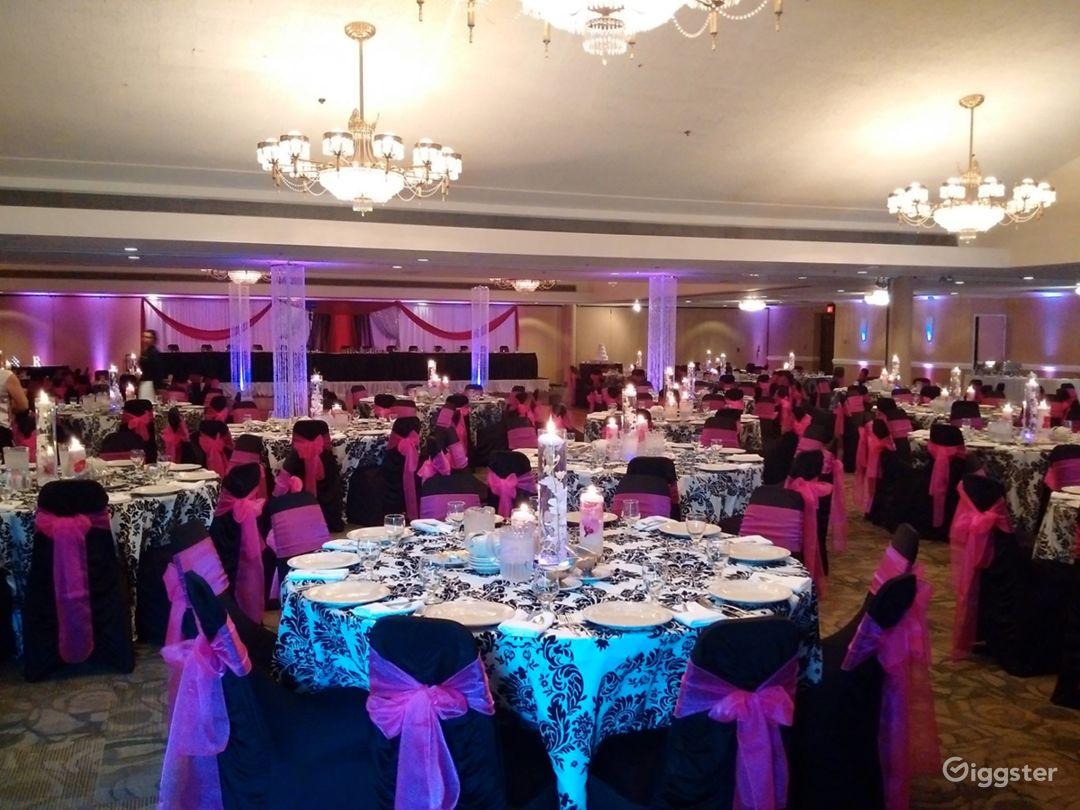 Majestic Event Hall C in Westland Photo 1